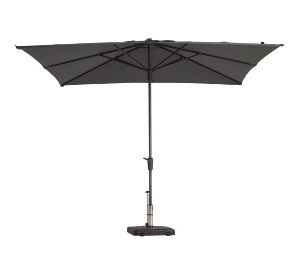 Madison parasol Syros 280x280 Grey