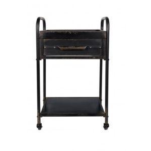 Vigo trolley zwart