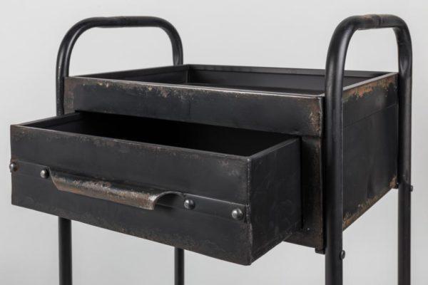 vigo trolley zwart detail