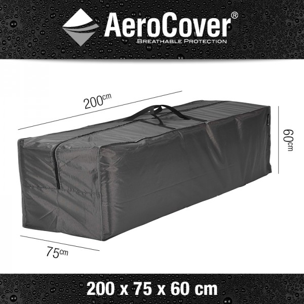 Aerocover Kussentas 200x75x60cm