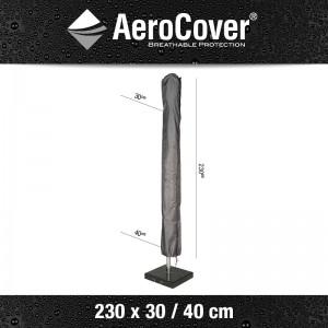 Aerocover Parasolhoes 230×30-40cm middenstokparasol