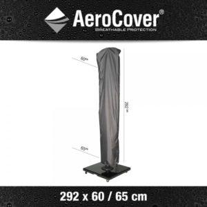 Aerocover Parasolhoes Zweefparasol 292x60/65cm 7978