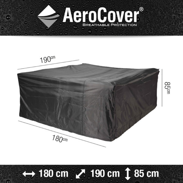 Aerocover Tuinsethoes 180x190xH85 7920