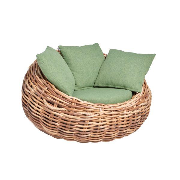 Apple Bee Loungechair Cocoon Mocca