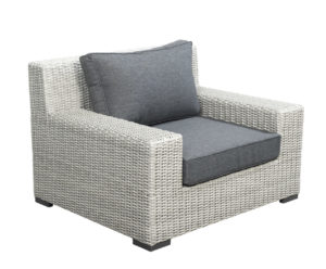 Beach 7 Coral Bay Loungechair Multi Grey