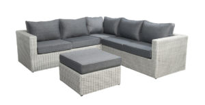Beach 7 Loungeset Sydney Multi Grey 4-Delig