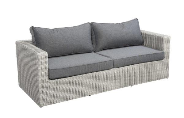 Beach 7 Loungesofa Sydney 210 cm Multi Grey