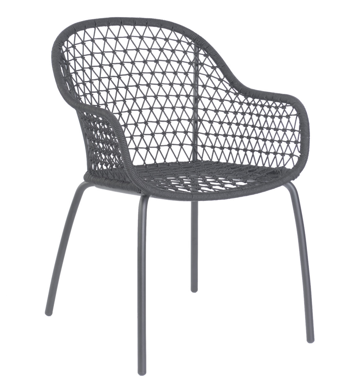 Max & Luuk Anna chair Rope M4050 lava