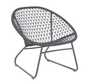 Max & Luuk Bella Rope Occasional Chair M4052 Lava