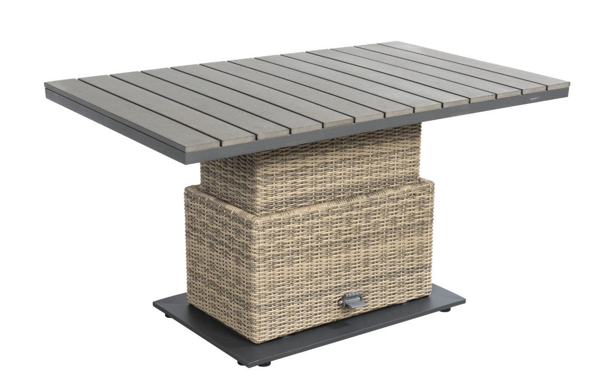 In hoogte verstelbare tafel frame met hefkolom buy lift kolom