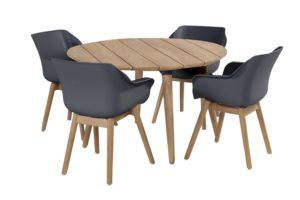 Hartman Tuin Diningset Sophie Studio Xerix 5-Delig