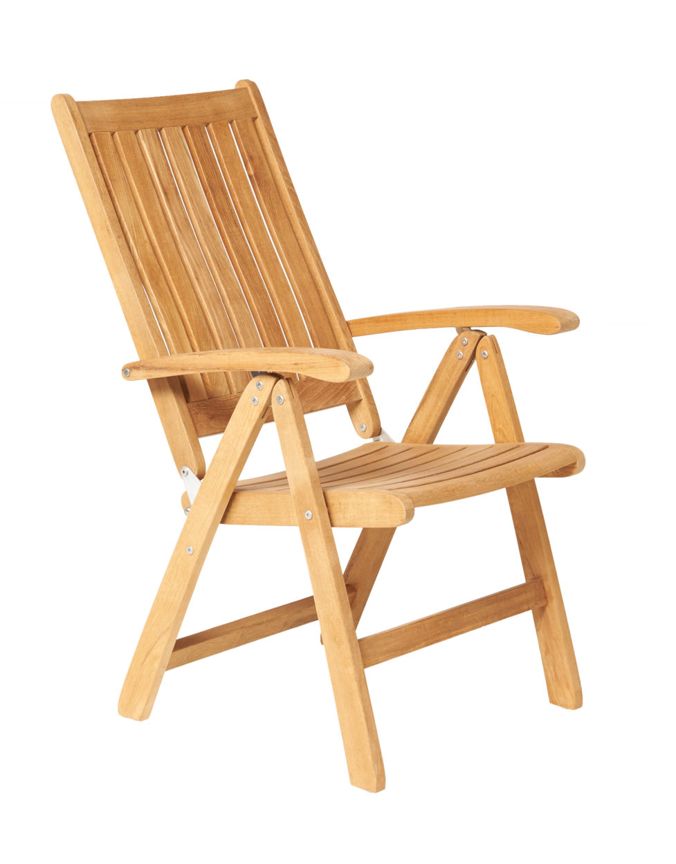 Traditional Teak Victoria-Recliner