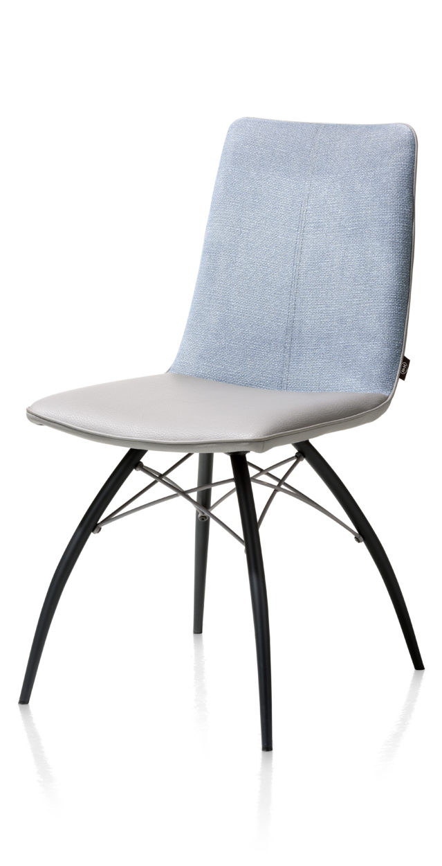 henders en hazel kyle eetkamerstoel antraciet vivaldi xl zevenaar. Black Bedroom Furniture Sets. Home Design Ideas