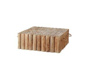 Apple Bee Salontafel Twiggy Teak 95x95 cm