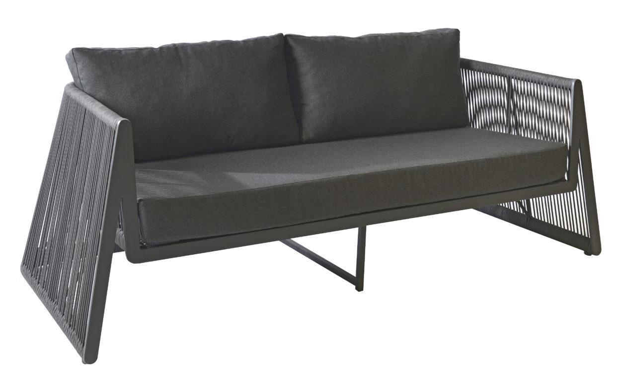 Borek loungesofa monsanto aluminium rope vivaldi xl zevenaar