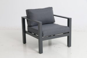 Suns Loungechair Martinique Matt Royal Grey