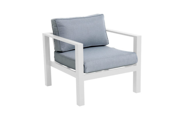 Suns Loungechair Martinique White