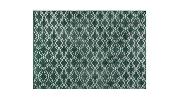 Feike vloerkleed groen 160 x 230 cm