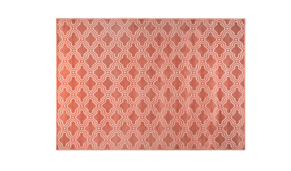 Feike vloerkleed roze 160 x 230 cm