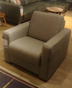 henders en hazel grenada fauteuil showroommodel