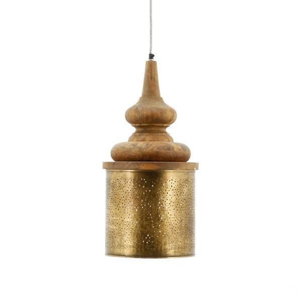 By Boo hanglamp Lampion large koper