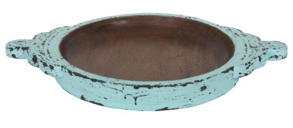 D-Bodhi Dienblad Medaillon Light Blue