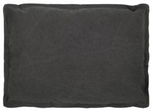 D-Bodhi Sierkussen Metropole Stonewashed Cotton Charcoal