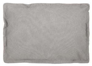 D-Bodhi Sierkussen Metropole Stonewashed Cotton Grey