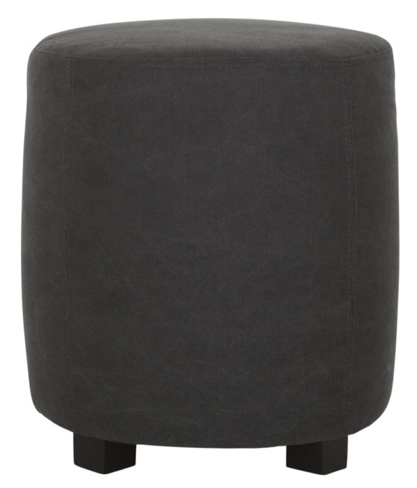 D-Bodhi Stool Poppy Charcoal
