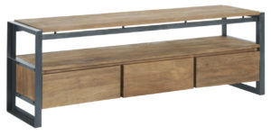 D-Bodhi Tv Dressoir Fendy 3 Laden
