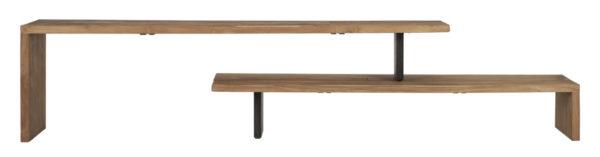 D-Bodhi Tv Meubel Celebes 2 Planken Verlengbaar 160 cm