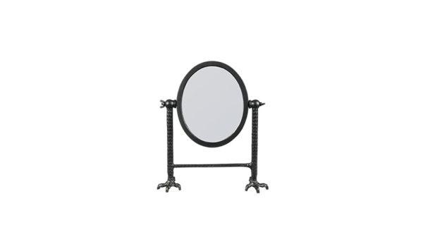 Dutchbone Falcon spiegel zwart