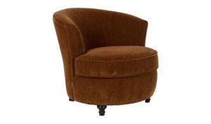 Dutchbone Freux fauteuil bruin