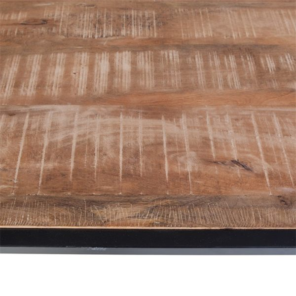 Eleonora Soho eetkamertafel 240 x 100 cm detail
