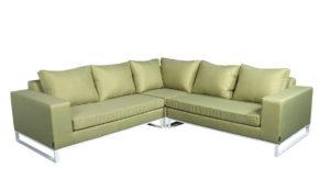 Beach 7 Loungeset Blizzard 3-delig Upholstery Olive