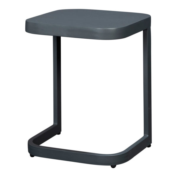 Beach7 Sidetable Scaloppino Aluminium Mystic Grey