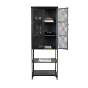 Dutchbone Denver cabinet high