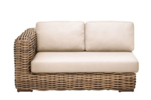 Apple Bee Loveseat Rechts Elements XL Kubu