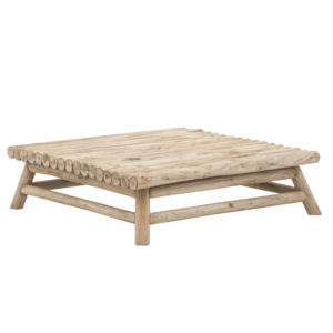 Apple Bee Salontafel Rooty Teak 85