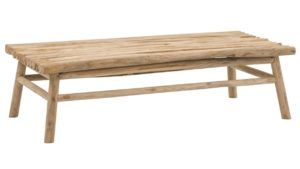 Apple Bee Salontafel Rooty Teak 140