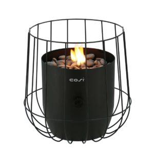 Cosi Gaslantaarn Cosiscoop Basket Black