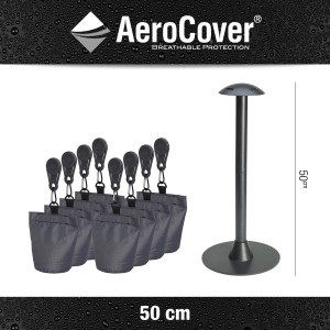Aerocover Cover Support Pole Set 7810