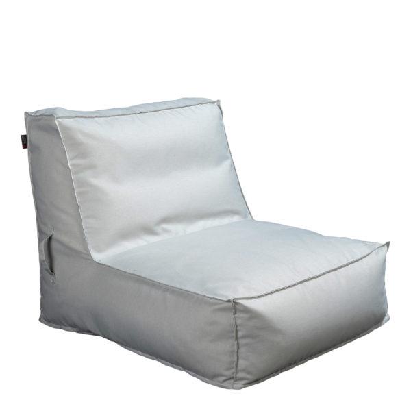 Beach7 Loungestoel Beanable Marble Grey