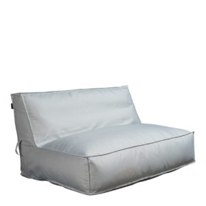 Beach7 Loungesofa Beanable Marble Grey