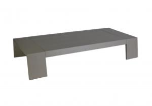 Borek Salontafel Viking Aluminium Antraciet