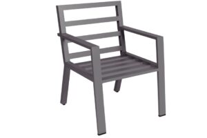 Borek alu Viking chair 7140 antraciet