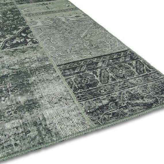 Bukan Dark Green vloerkleed 160 x 230 cm