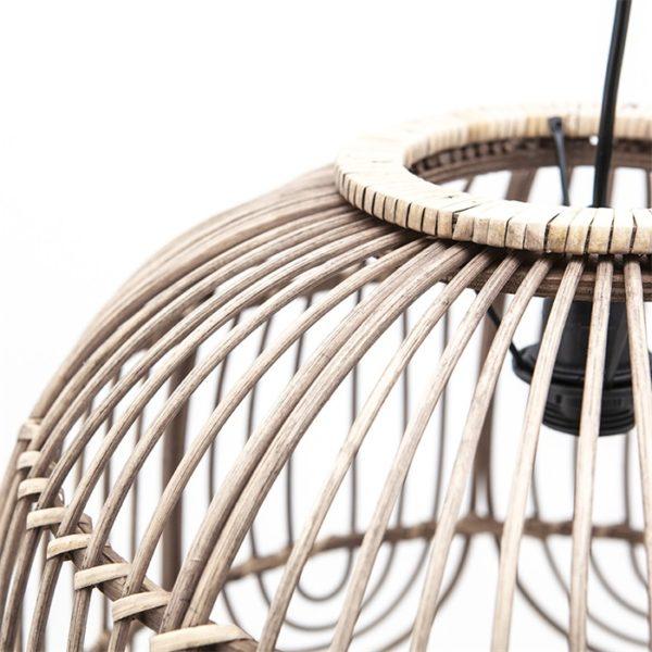 By Boo Jin hanglamp naturel detail