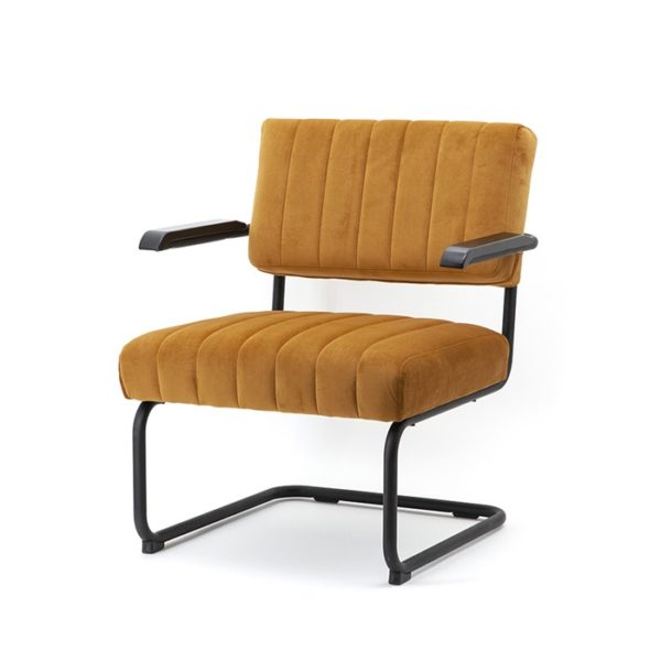By Boo Operator fauteuil oker