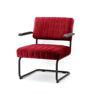 By Boo Operator fauteuil rood